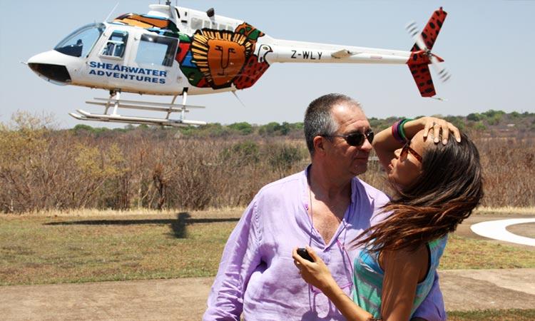 Jetranger Helicopter