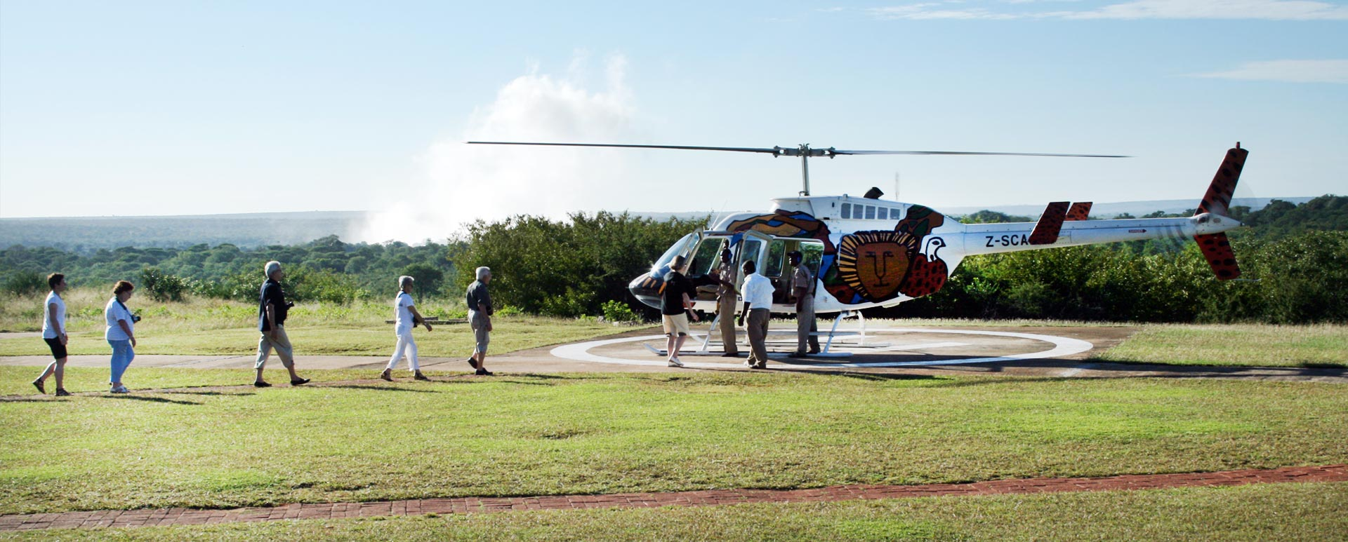 Helicopter Boarding